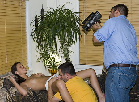Teen Television Shows Amateurs Doing It Doggy Style